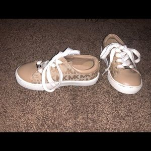 Girl Michael Kors size 9 sneakers